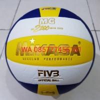 Bola Volly Mikasa MV 2200 Super Gold Grade ORI / Bola Voli / Volley