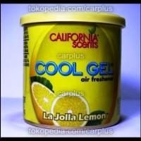 California Scents Cool Gel La Jolla Lemon