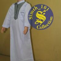 Gamis koko Anak Pria Arab Jubah Limited edition