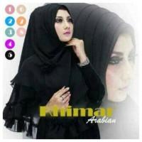 Jilbab Instant Khimar Arabian Model Terbaru