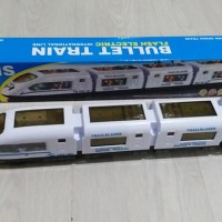 MAINAN KERETA API TRAINS SPEEDINESS BULLET TRAIN FLASH ELECTRIC