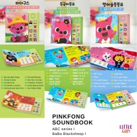 Pinkfong sound book