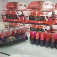 REVLON MUNGIL - Lipstick Mini 12in1 Velvet Charm Harga Per Box Mika