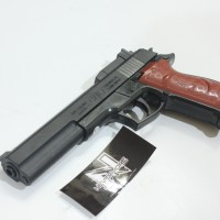 Cosmos - FN 1911 Colt Goverment Black Full Marking