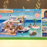 Sylvanian Families - Seaside Cruiser House Boat