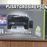 PRINTER EPSON L565 (A4, color MFP, PSC + FAX + LAN + WiFi)