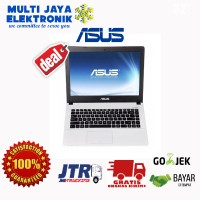Asus X441UA-WX098T Notebook - White [Ci3-6006U 2.0GHz/4GB/500GB/Intel