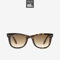 ORIGINAL Ray Ban Wayfarer Folding Classic Sunglasses Tortoise