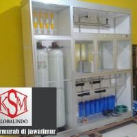 mesin air minum isi ulang mineral water