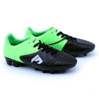 Garsel Shoes Sepatu Bola/Olahraga Pria Hijau Hitam GUN 7508