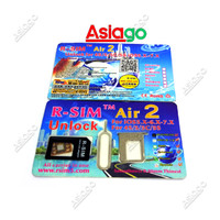 R-SIM AIR2 UNLOCK (5.X-6.X-7.X) IPHONE 5C/5G/5S/4S