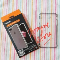 SPIGEN CRYSTAL SHELL APPLE IPHONE 8 PLUS 8+ 7 PLUS 7+ DARK CRYSTAL ORI