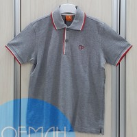 Ocean Pacific Kids Original - Kaos Polo Anak Laki-Laki - Grey (Ori)