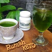 Jual TECHIKO keto green tea 55gr (bubuk) Murah