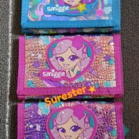 Smiggle Scanted Wallet Out of the world