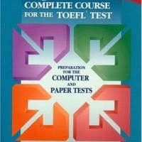 Buku Longman Complete Course for the TOEFL Test