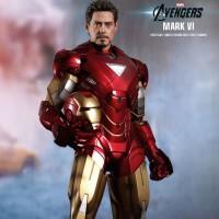 Hot Toys Ironman Mark 6 Avengers Movie Promo edition MMS171 Mark VI