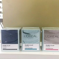Loreal Paris Pure Clay Mask 50gr