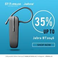 Jabra BT2046 - Hitam