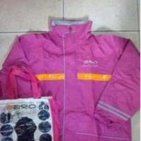 Jas Hujan Axio Khusus Warna PINK / Mantel - Raincoat