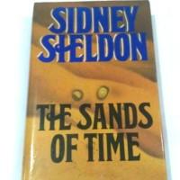 Novel Import Sidney Sheldon The Sands Of Time . Bahasa Inggris