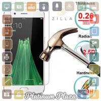 Zilla 2.5D Tempered Glass Curved Edge 9H 0.26mm for Oppo R11`CIIGSU-