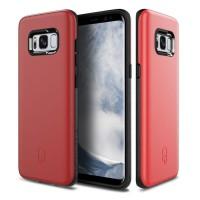 Patchworks Case Level Series Samsung Galaxy S8 Plus Original - Red