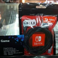 NINTENDO SWITCH USB CABLE CHARGING CONECTION
