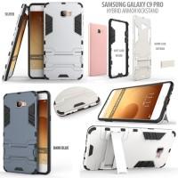 Samsung Galaxy C9 Pro - Hybrid Armor Kickstand