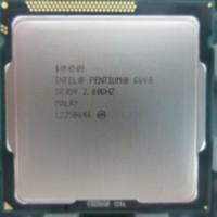 Intel Dual Core G640 Tray + Fan ORI LGA 1155