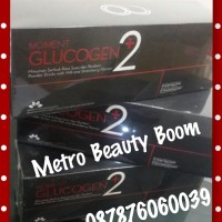 produk istimewa Moment Glucogen Plus 2 / Glucogen +2 / Mini Box