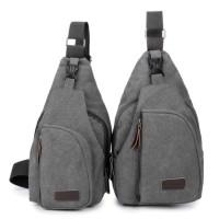 Bodypack 3860 Bag Tas Selempang Pria Men Sling Shoulder Slempang Man