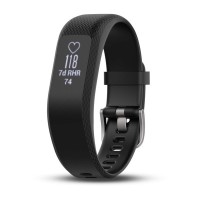 Garmin VIVO Smart 3 BLACK Smartwatch Garansi Resmi TAM 1Tahun