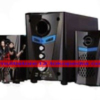 Speaker Speaker Aktif GMC 888D1 35w (usb, mmc, remote)
