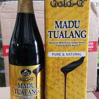 Harga madu tualang asli malaysia gold g premium black honey kemasan 1 | Pembandingharga.com
