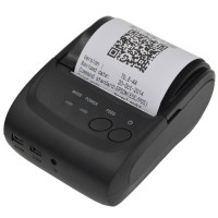 Zjiang ZJ5802 Mini Portable Bluetooth Thermal Receipt Printer Wireless