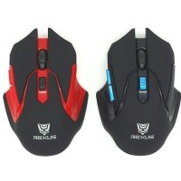 Rexus S5 Aviator Mouse Gaming Wireless - RXM-S5