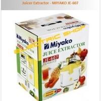 Juicer Extractor - MIYAKO JE-607