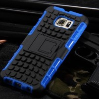 RUGGED ARMOR Samsung S3 S4 S5 S6 soft case casing back cover bumper hp