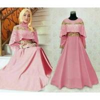 Gamis pesta Kebaya modern wisuda Muslimah Baloteli Oskar dress / Dress