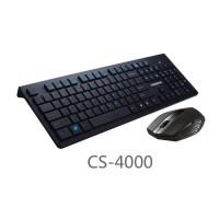 Harga conson cs 4000 wireless keyboard mouse bundle 2 | Pembandingharga.com