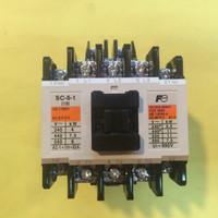 Magnetic Contactor Fuji Electric SC-5-1