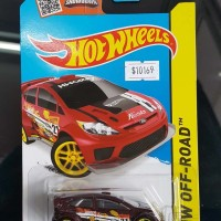 $10169||Hot Wheels '12 Ford Fiesta