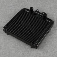 Engine Cooling Radiator Aluminum For Harley Davidson V-Rod Street VRSC