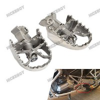 Front Foot Pegs Footrest For BMW R1200GS /ADV Adventure,R1150GS/ADV Ad