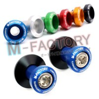 M-Factory Swingarm Spools for BMW S1000RR 2009 2010 2011 2012 2013 09-