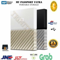 Jual WD My Passport Ultra 1TB - HDD / HD / Hardisk / Harddisk External 2.5