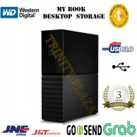 "WD My Book 4TB - HDD / HD / Hardisk / Harddisk External 3.5"" USB 3.0"