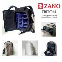 Tas kamera laptop atau drone Zano Triton