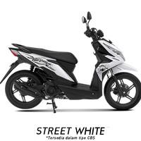 New Honda Beat Street CBS Kredit Motor Honda dengan DP Termurah